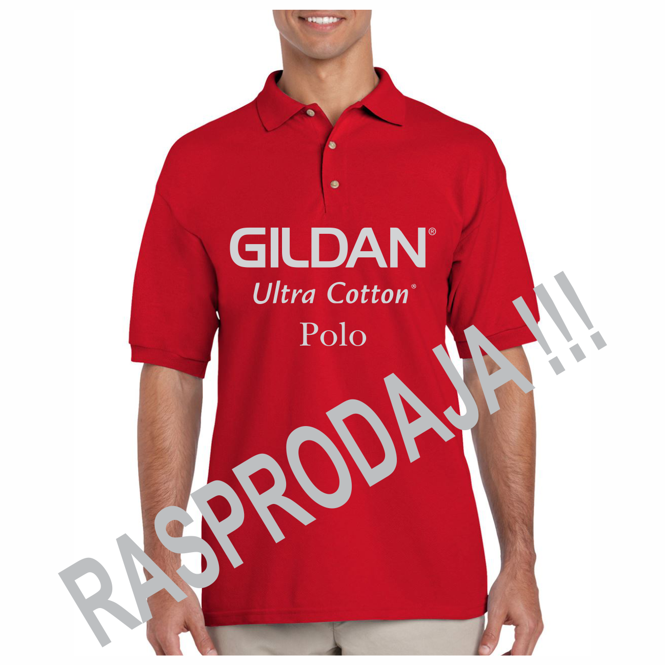 Gildan POLO ULTRA COTTON™ rasprodaja